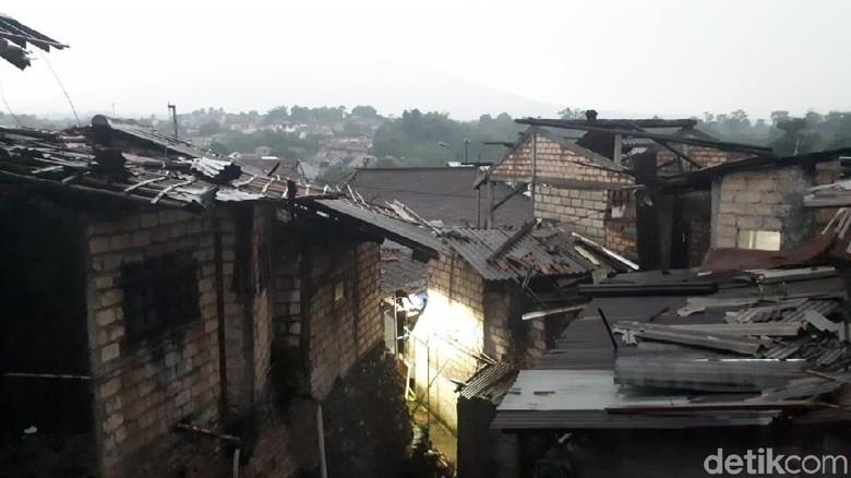 Kronologi dan Dampak Puting Beliung di Bogor