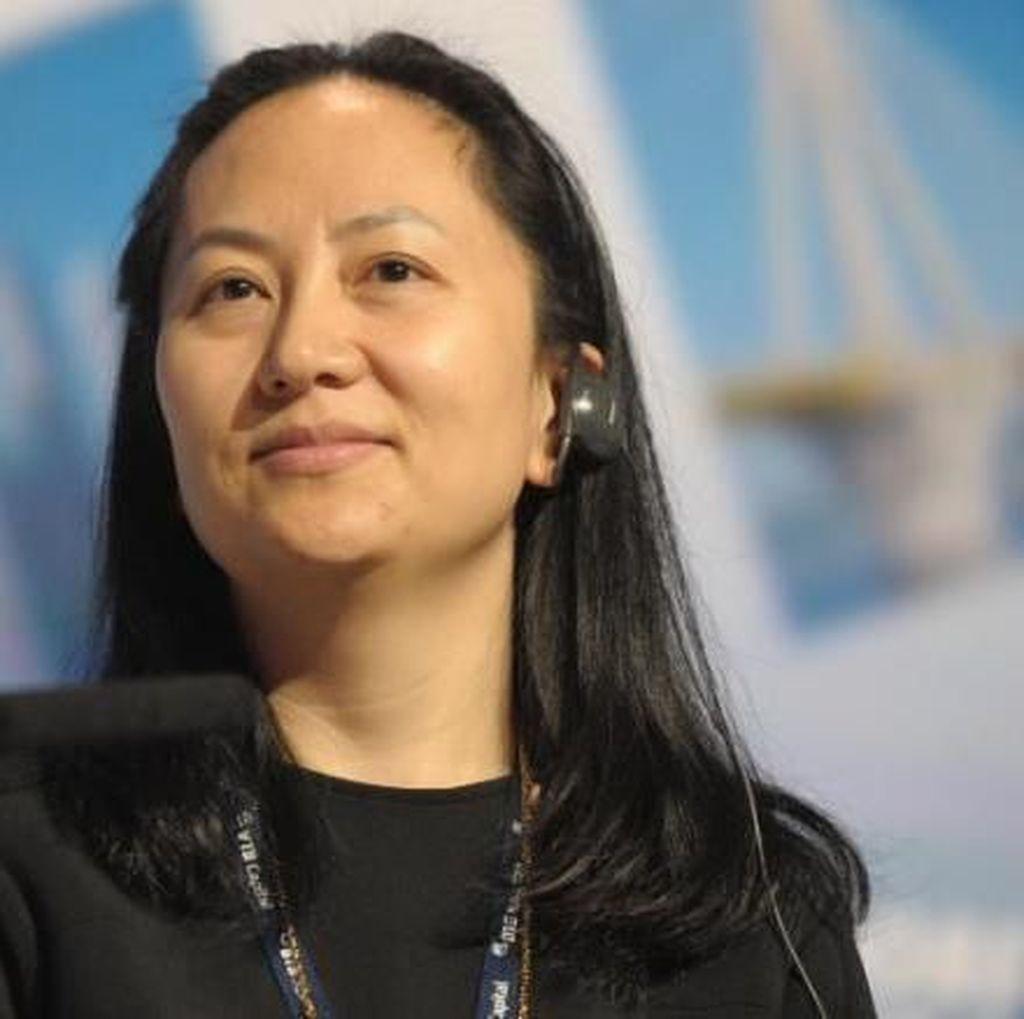 Drama Penangkapan Bos Huawei Oleh Amerika