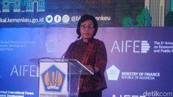 Sri Mulyani Kumpulkan Pejabat dan Ekonom di Bali
