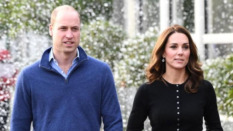Pangeran William dan Kate Middleton/ Foto: Getty Images