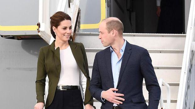Kate Middleton dan Pangeran William/