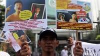 Sebelumnya, Habib Bahar bin Smith akan diperiksa di Bareskrim Polri terkait kasus penyebaran ujaran kebencian terhadap Presiden Joko Widodo (Jokowi).