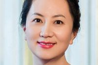 Bos Huawei Ditangkap di Kanada