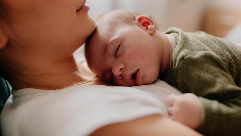 Mengatasi hidung bayi tersumbat/ Foto: Instagram