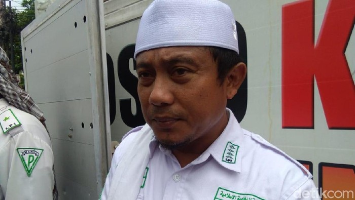 Panglima Laskar Pembela Islam (LPI), Maman Suryadi