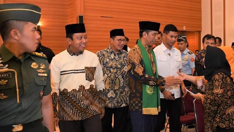 Rommy Bela Jokowi soal Nachiro: Presiden Mengucap Yahtirom