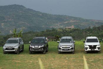 Adu Stabil 4 SUV Bongsor di Indonesia, Mana yang Terbaik?