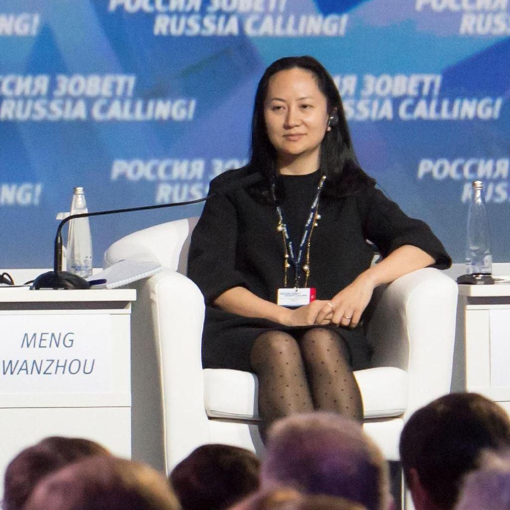 Ini Penyebab Petinggi Huawei Ditangkap Pihak Berwajib Kanada