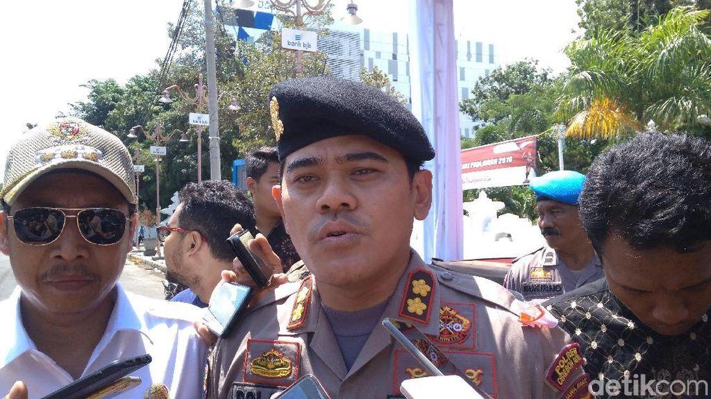 800 Polisi Kawal Pesta Tahun Baru di Cirebon