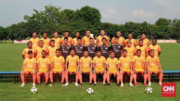 Persija Jakarta bakal jadi juara Liga 1 2018 jika mampu meraih kemenangan atas Mitra Kukar.