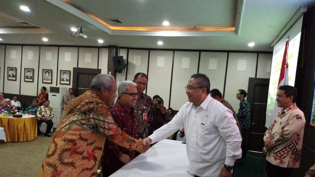 Tiga Provinsi di Jawa Dukung Transmigrasi Lewat Sharing APBD
