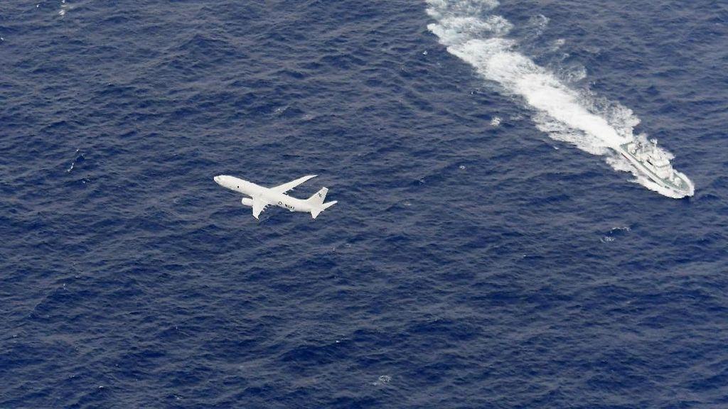 Tabrakan Pesawat AS di Jepang, 1 Marinir Tewas dan 5 Masih Hilang