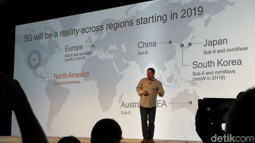 Berbagai Negara Siap Bareng-bareng Adopsi 5G
