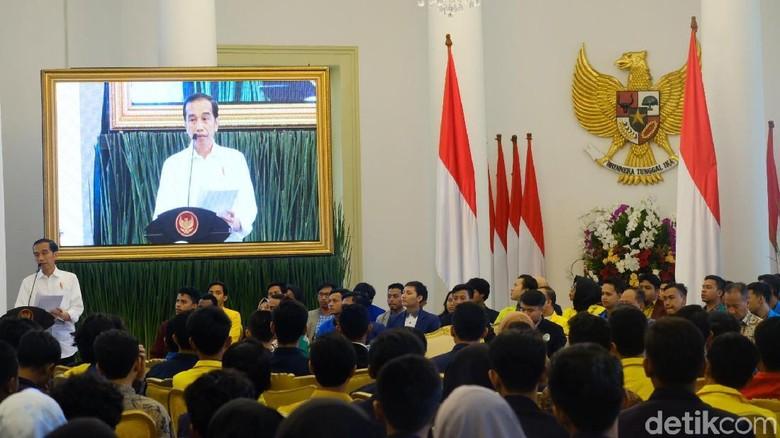 Jokowi: Isu PKI Tak Pernah Ada Selama Saya di Solo dan DKI