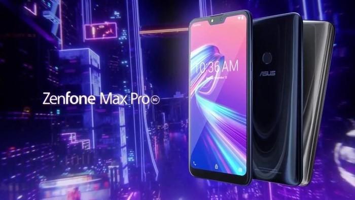 Asus Zenfone Max Pro M2. Foto: Asus Rusia