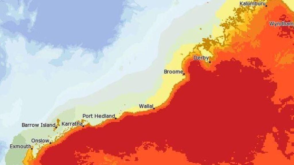 Gelombang Panas Ekstrim Terpa Australia