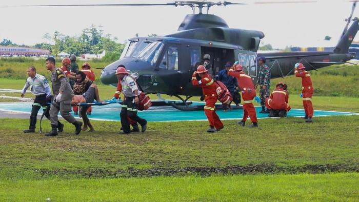 Ilustrasi korban KKB Papua (Foto: Antara Foto)
