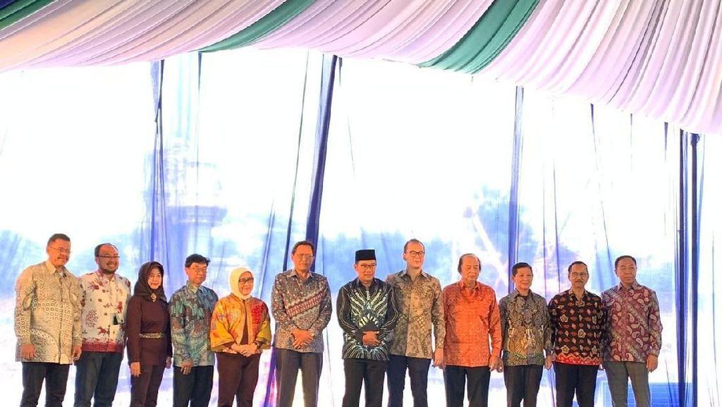 Orang Terkaya RI Bangun Rumah Sakit di Bandung