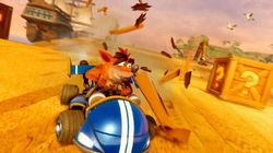 Goks! Crash Team Racing Bakal Hadir di PlayStation 4