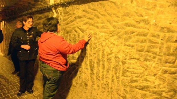 Saat Menteri LHK Terpukau Tambang Garam Warisan Dunia di Polandia