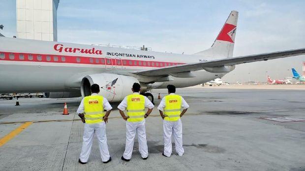 Pesawat, Pramugari dan Makanan di Garuda Jadi Jadul, Kenapa?