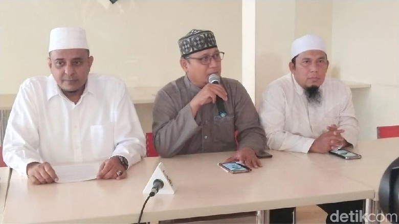 Habib Bahar Jadi Tersangka, GNPF Ulama Minta Polisi Profesional