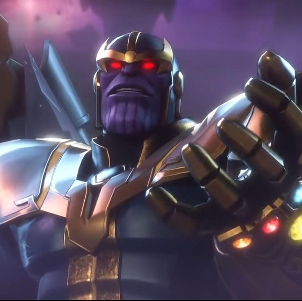 Marvel Comics Goda Pembaca dengan Kebangkitan Thanos