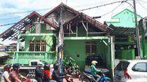 Kecepatan Puting Beliung yang Terjang Bogor 50 Km/Jam