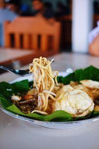 Gurih Manis Mie Belitung yang Bikin Perut Hangat di Pagi Hari