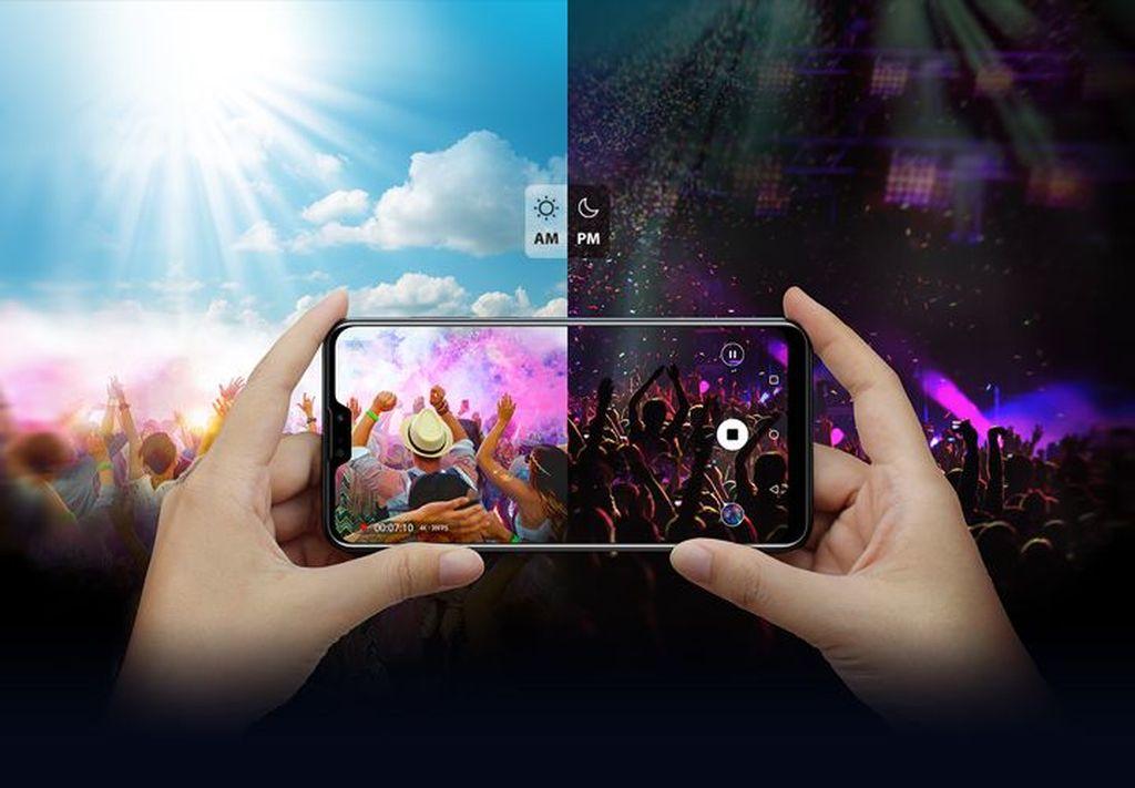 Zenfone Max Pro M2 merupakan penerus dari Zanfone Max Pro M1 yang dirilis April lalu. Foto: Asus Rusia
