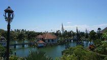 Potret Taman Istana Paling Indah di Indonesia