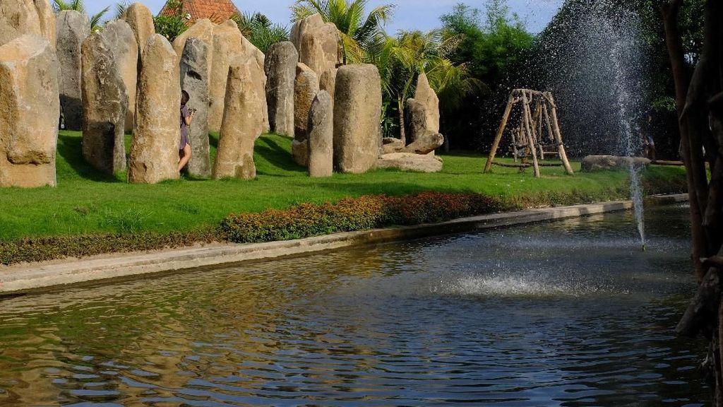 Big Garden, Taman Rekreasi Penuh Spot Instagramable di Bali