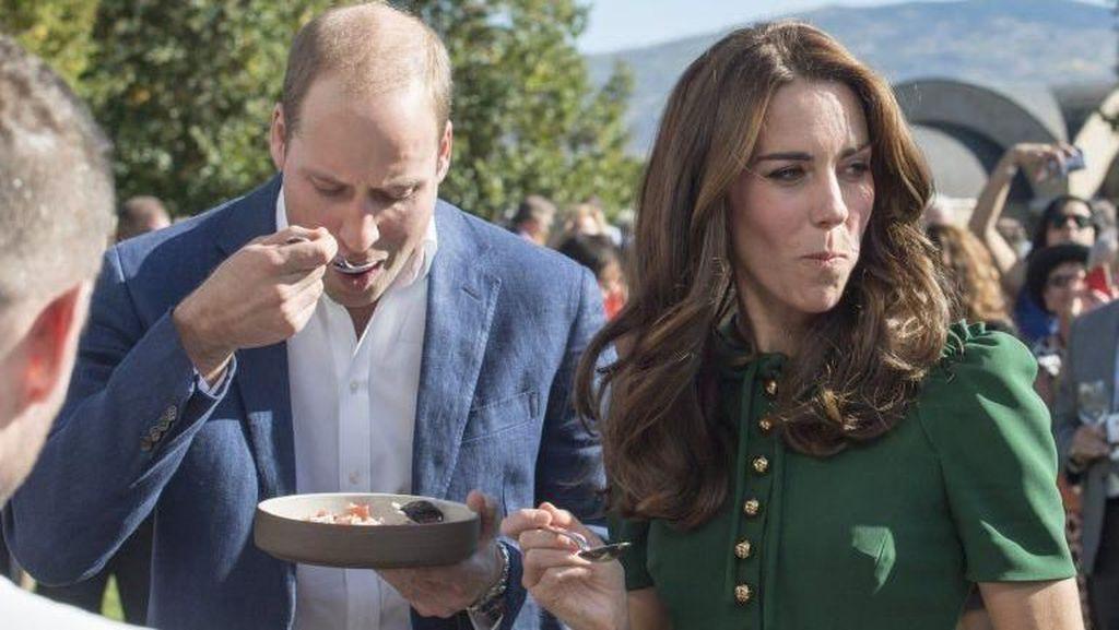 Terungkap! Akan Ada Menu Khusus Vegan di Acara Malam Natal Pangeran William