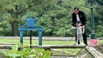 Ada Pesan Presiden Jokowi di Balik Canda Tompi dengan Jan Ethes