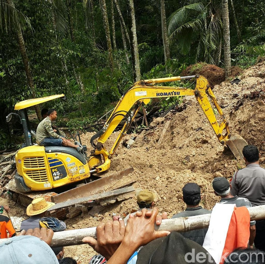 Pasca Longsor dan Banjir, BPBD Pacitan akan Pasang Rambu Peringatan