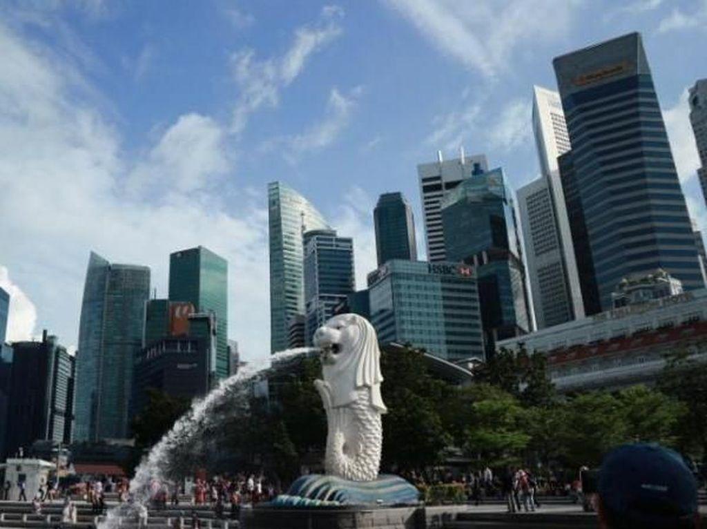 Serunya Solo Backpacker di Singapura