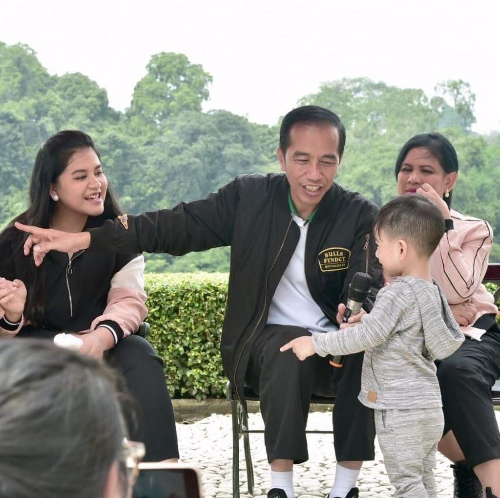 Cerita Tompi Soal Cita-cita Jan Ethes dan Pesan Jokowi