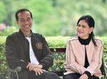 Cerita Jokowi yang Sebut Iriana Cemburuan