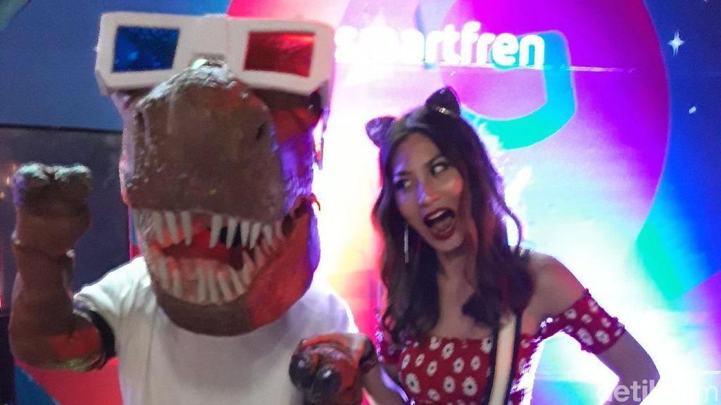 Kehebohan Kostum Para Party Goers di DWP X Bali