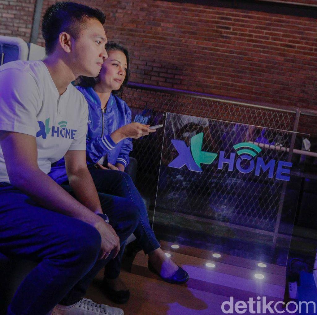XL Home Hadir di Yogyakarta