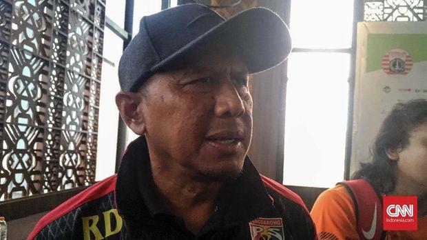 Rahmad Darmawan menjadi salah satu kandidat pelatih baru Persib Bandung.