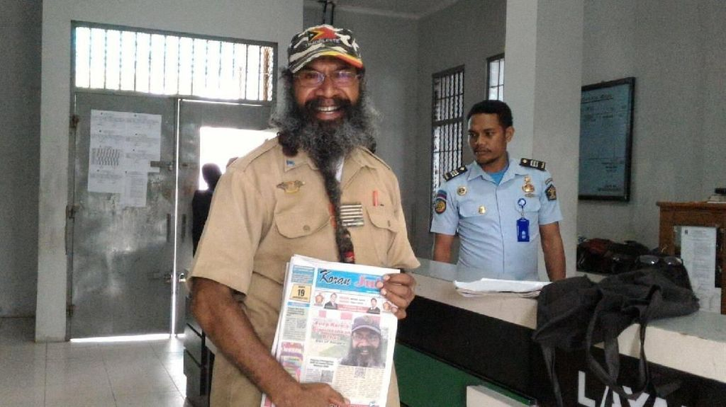 Aktivis Kemerdekaan Papua : Saya Anti Kekerasan