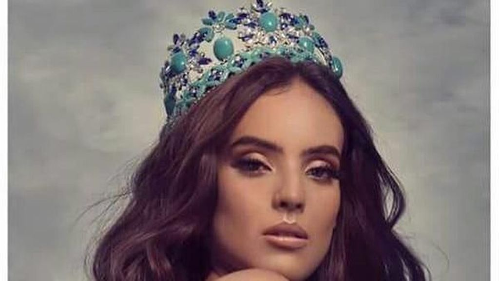 Vanessa Ponce de Leon dari Meksiko Jadi Juara Miss World 2018