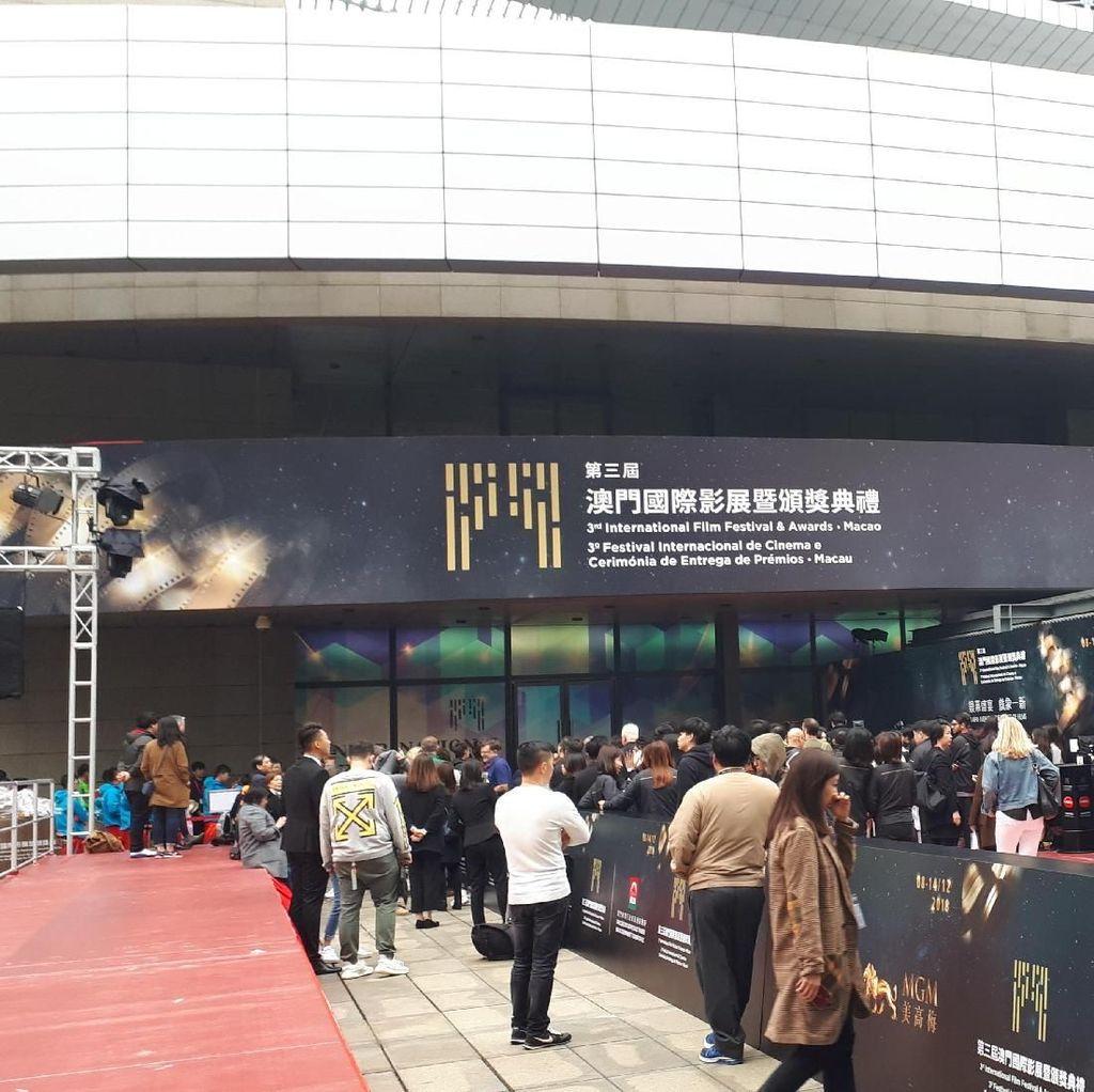 Festival Film Macau 2018 Resmi Dibuka Hari Ini