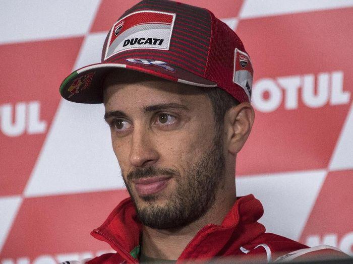 Rider Ducati, Andrea Dovizioso. (Foto: Mirco Lazzari gp/Getty Images)