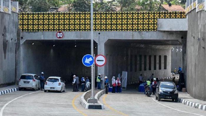 Ilustrasi underpass/Foto: Kementerian PUPR