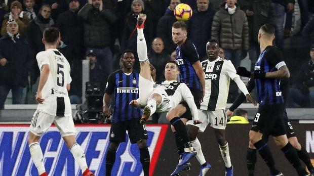 Foto Cristiano Ronaldo kerap dimanfaatkan oknum tak bertanggung jawab.