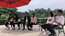 Jokowi dan Gibran Kompak Nilai Media Bisa Besarkan Nama