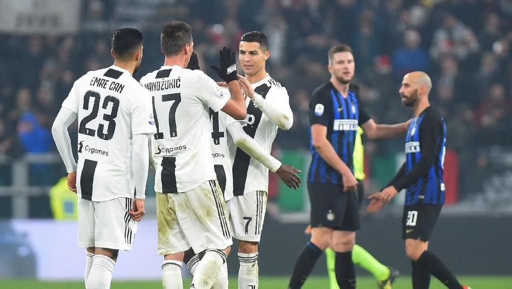 Derby dItalia: Inter vs Juventus Tetap Panaskan Serie A Pekan Ini