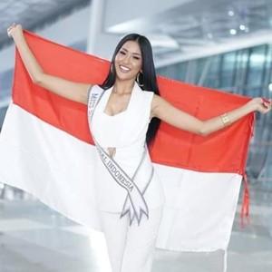 Potret Cantik Wilda Situngkir yang Jadi Runner Up 3 di Miss Supranational